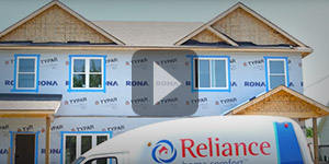Watch Reliance in action at the Habitat for Humanity Niagara build