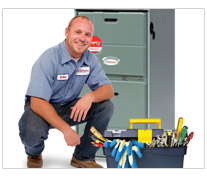 Emergency furnace service Reliance Windsor