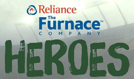 Logo - Reliance The Furnace Company Heroes