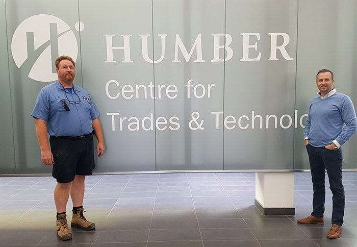 Reliance Humber donation