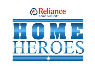 Logo - Reliance Home Heroes