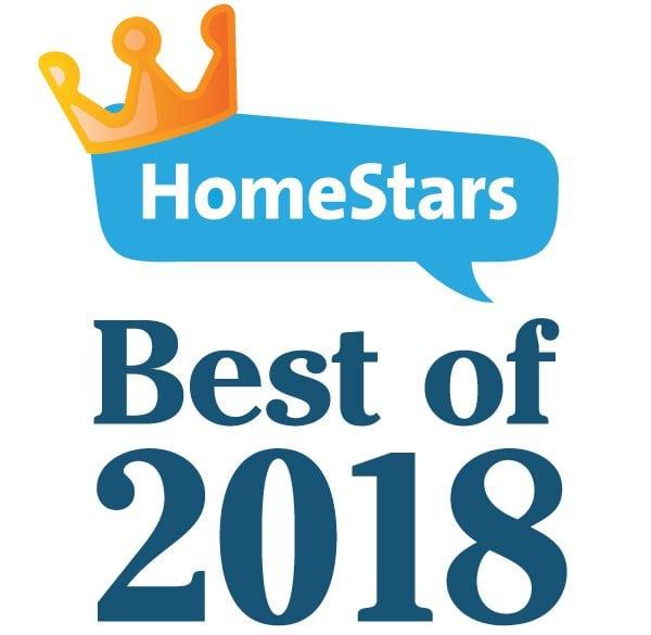 Logo - HomeStars Best of 2018