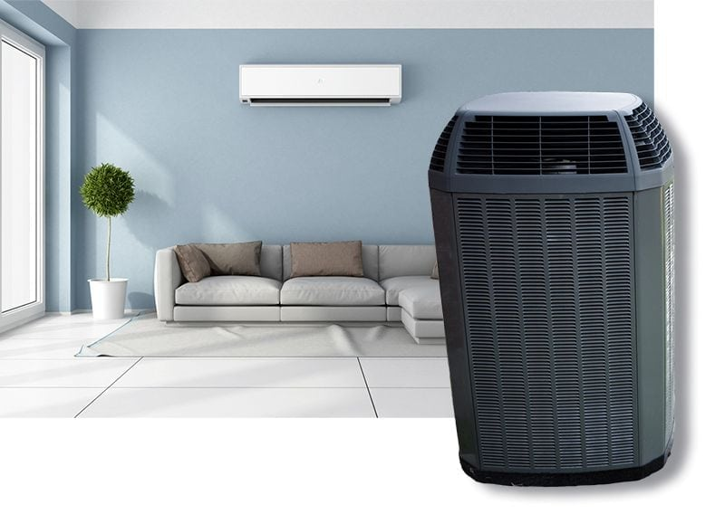 Ductless Split Heat Pumps