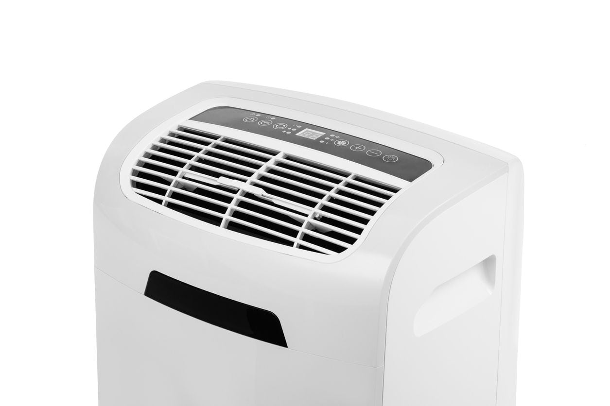 Home Air Conditioning Guide What Type Of Conditioner Do I Need How Much Does Circuit Board Cost May Impact The Dcor In Your Room Some People Use Diy Solutions With Plywood And Styrofoam For Door Frame Setups Portable Ac Venting Options