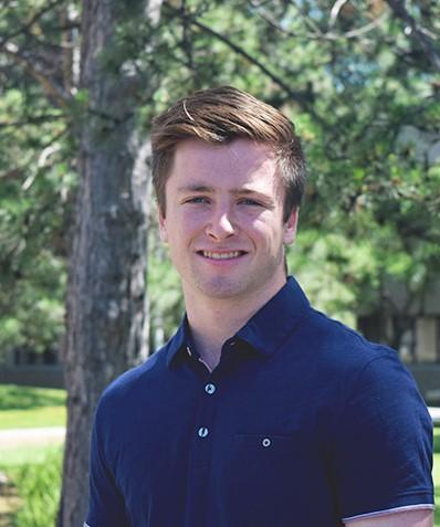 Grant Hughes, Manager, Contractor Program (Program Graduate)