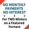 Monthly HVAC: Jan 2020 –  Furnace Offer