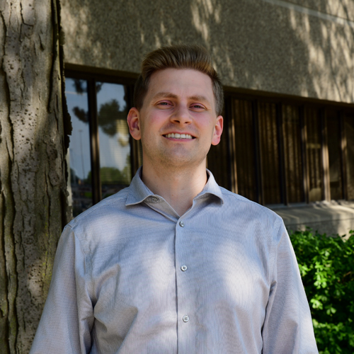 Mike Robinson, Product Development Manager (Program Graduate)