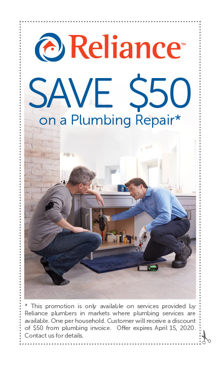 Plumbing Diagnostic Coupon
