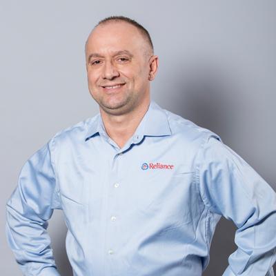 General Manager Jaroslaw Klimek