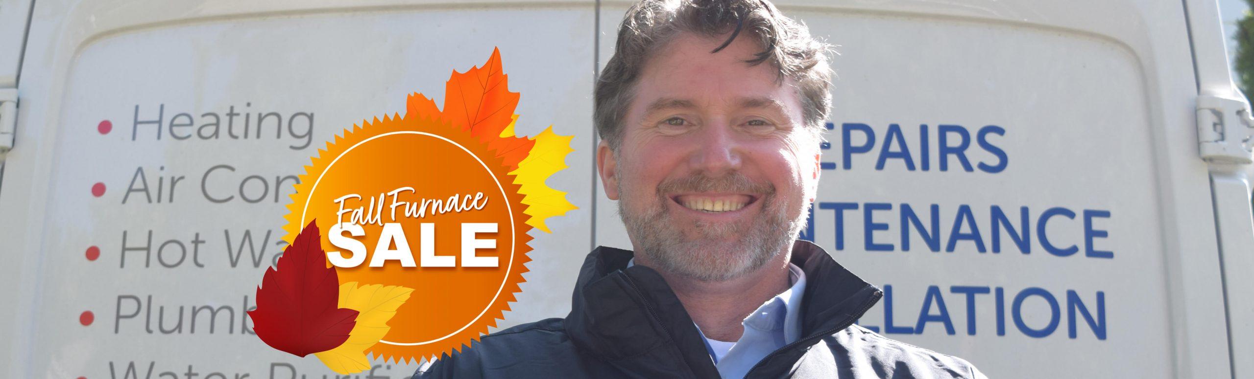 Fall Furnace Sale